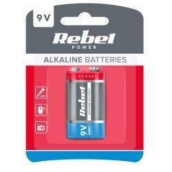 Bateria R-9V alkaliczna Vipow 9V 6LR61