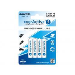 Akumulator everActive Ni-MH R-03 AAA 1000 mAh