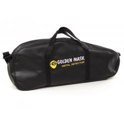 Skórzany pokrowiec Torba na wykrywacz Golden Mask