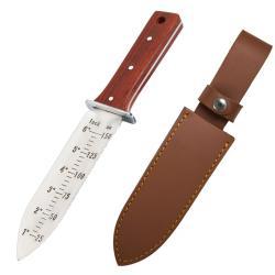 Nożołopatka Protector Tech Digger Red Wood