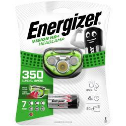 Latarka czołowa Energizer Vision HD+ zielona