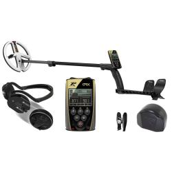 Wykrywacz metali XP ORX RC HF WS słuchawki +DD 9''